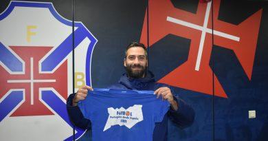 Los números de Nuno Oliveira en sus 50 partidos como técnico de Belenenses