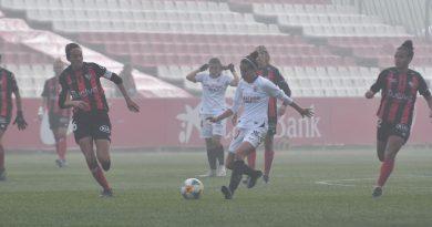 Sevilla FC Femenino vence a Sporting de Huelva en un derbi igualado