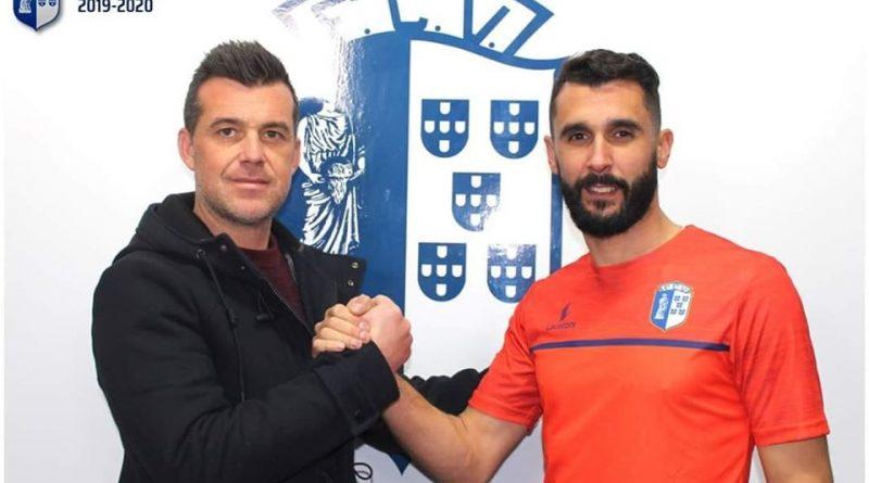 Ivo Gonçalves y Rabiola: FC Vizela se refuerza para apuntar a la Liga Pro