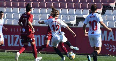 Sevilla FC 1-1 EDF Logroño, (Galería de imágenes).