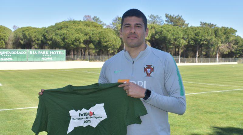 Francisco Neto, seleccionador de Portugal