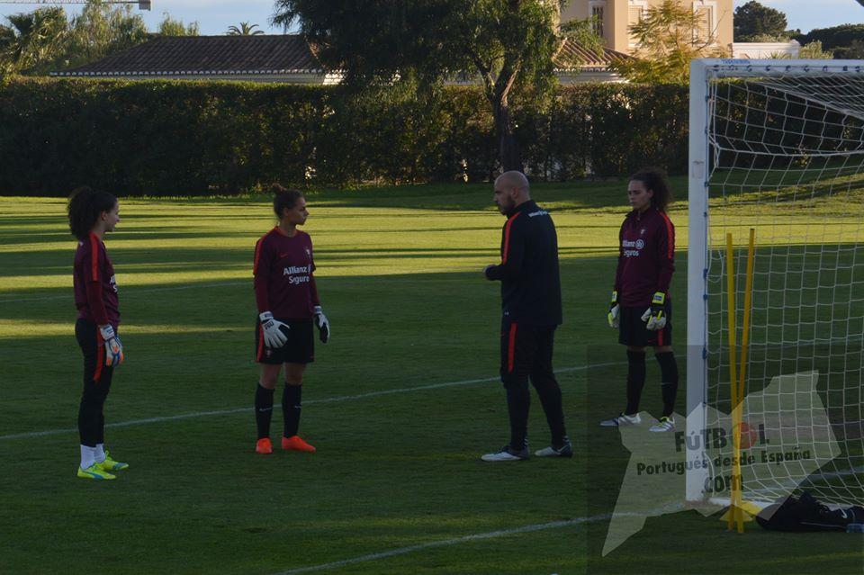 """Continuamos la serie """"Tres partidos de..."""" con la entrevista a Rute Costa, guardameta internacional con Portugal."""
