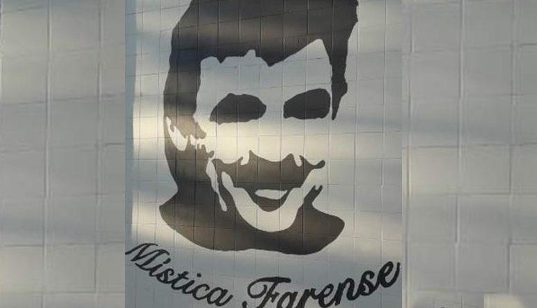 Mural dedicado a Paco Fortes