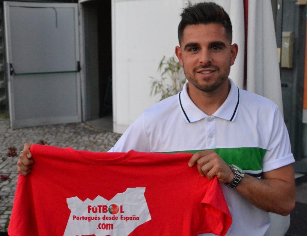 Entrevista a Mauro Antunes (Setúbal, 1992) reciente incorporación del histórico CF Os Belenenses.