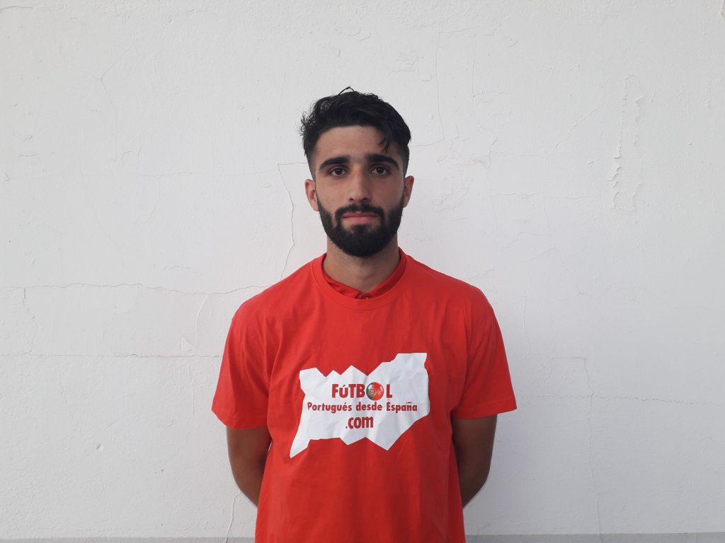 Rodrigo Macedo, nuevo jugador de Esperança de Lagos.