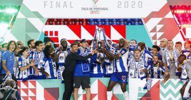 FC Porto campeón de la Taça, galería de imágenes