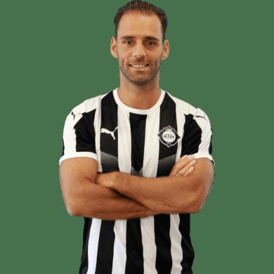 Marco Paixão es uno de los atacantes con más éxito internacional en la última década.