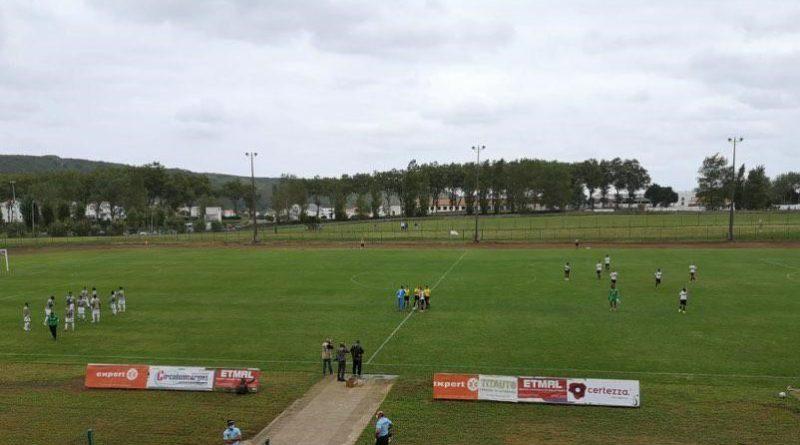 Club Football Amadora venció a Fontinhas.