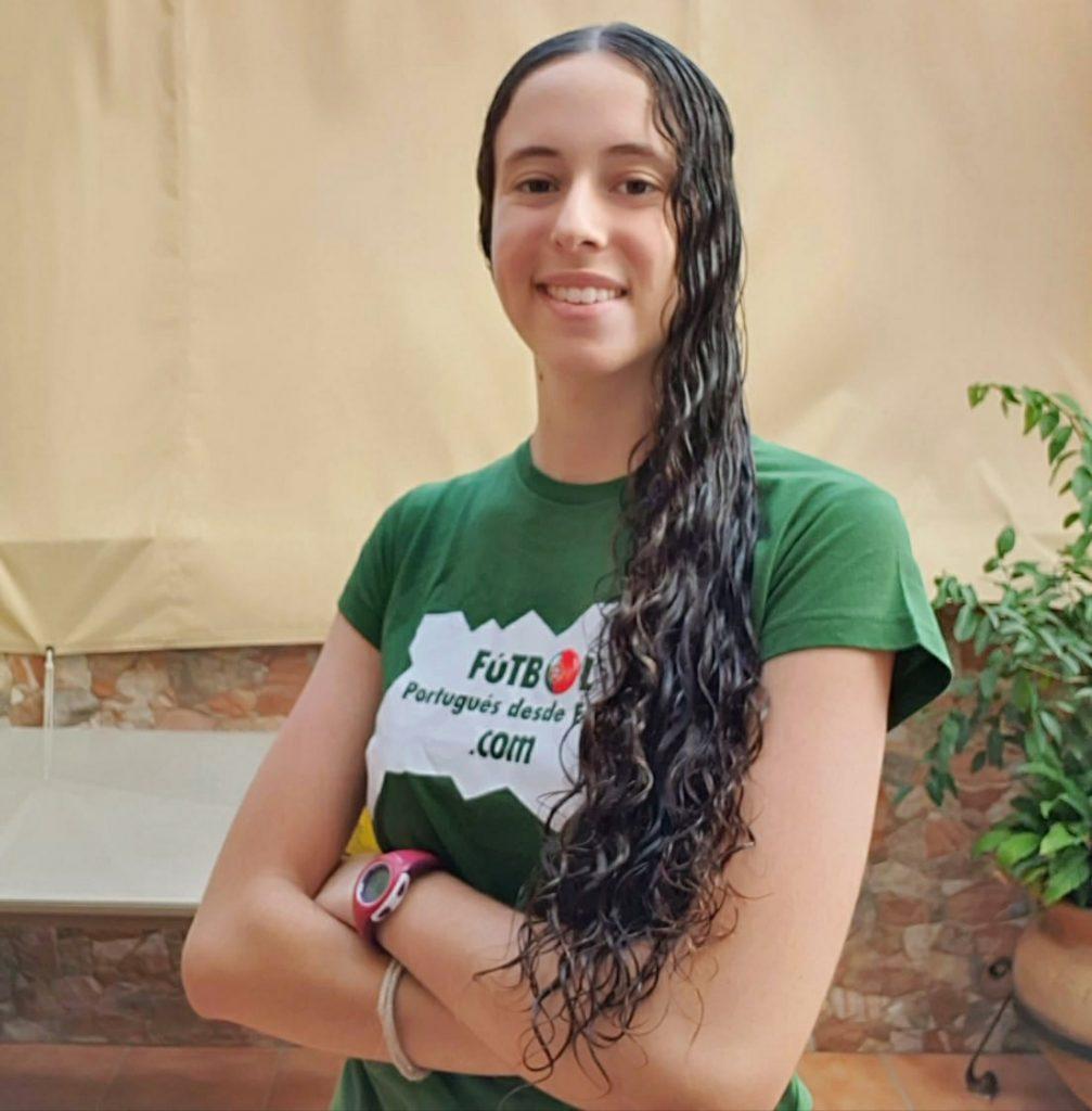 Carmen del Castillo es una de las jugadoras a seguir en la temporada 2020/21.