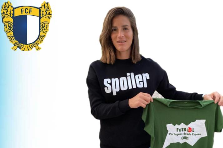Laura Gallego futbolista