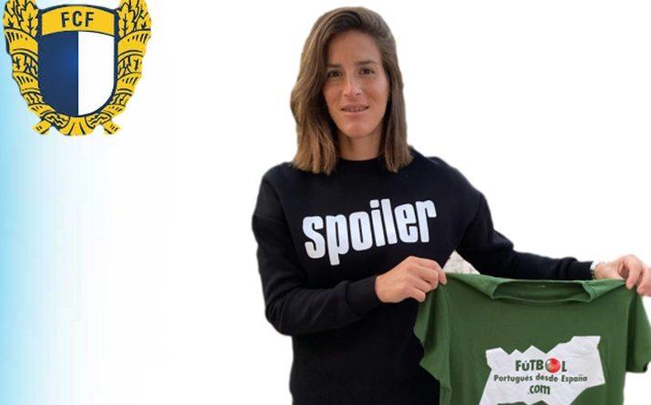 Laura Gallego FC Famalicão