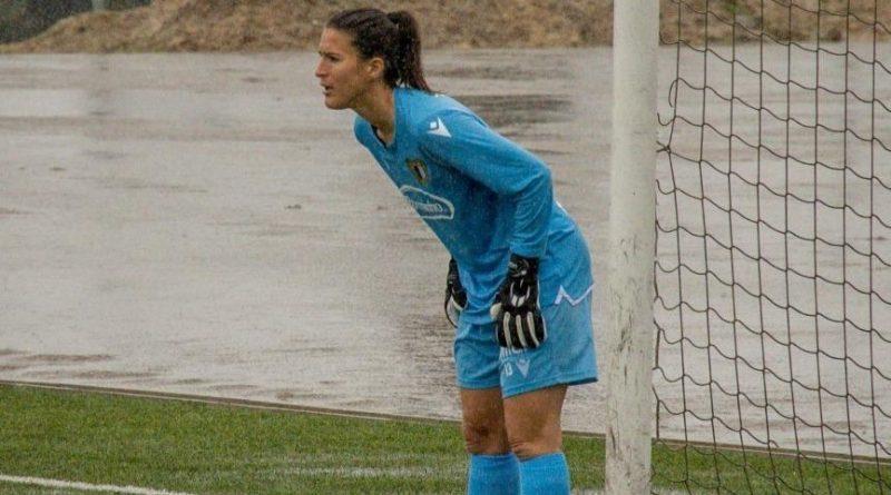 Laura Gallego. Fútbol femenino de Portugal.