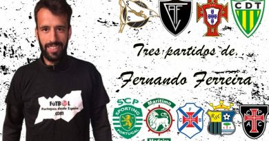Tres partidos de… Fernando Ferreira