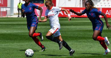 Sevilla FC Femenino 3-2 Atlético de Madrid (Primera Iberdrola)