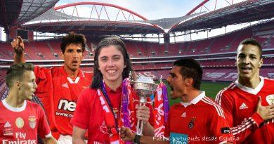 Españoles en Benfica