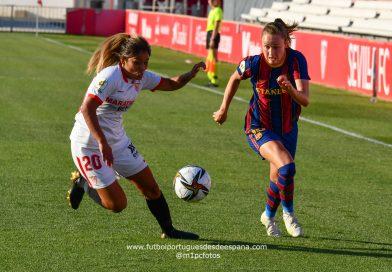 Sevilla FC Femenino x FC Barcelona Femení