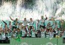 Españoles campeones de liga con Sporting CP