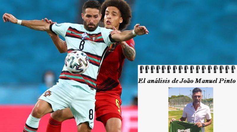 Portugal Bélgica Eurocopa