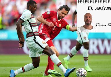 Portugal comienza la Euro 2020 ganado a Hungría