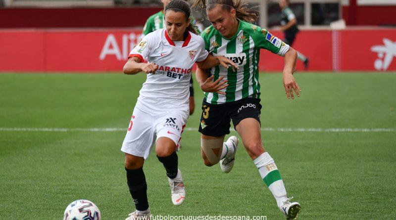 Sevilla FC Femenino 2-0 Real Betis Féminas