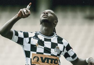 """Yusupha Njie: """"Vengo de hacer mi mejor fútbol, pero quiero más"""""""