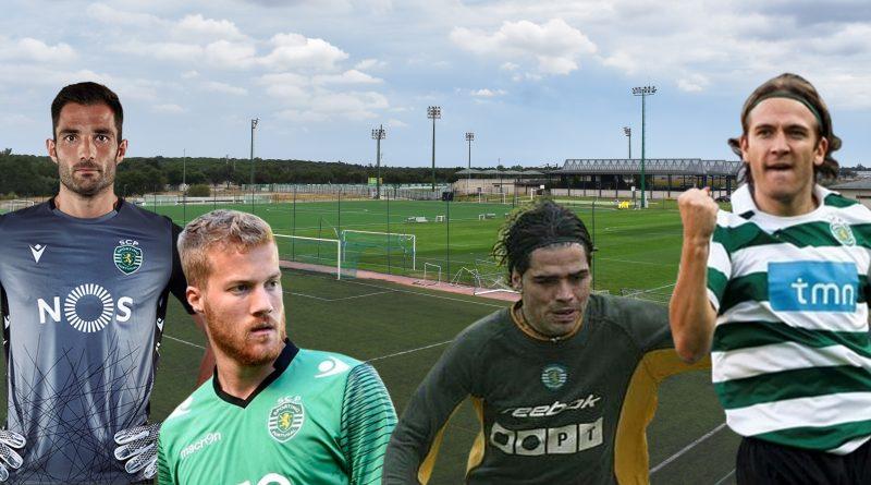 Españoles en Sporting CP