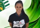 El particular triplete de Brenda Pérez en su debut en Portugal
