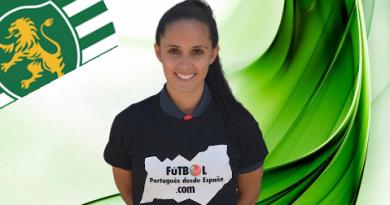 Brenda Pérez Sporting