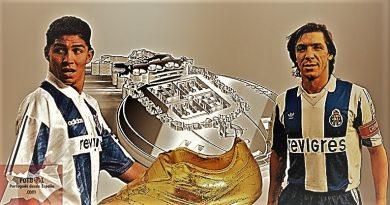 FC Porto en la Bota de Oro