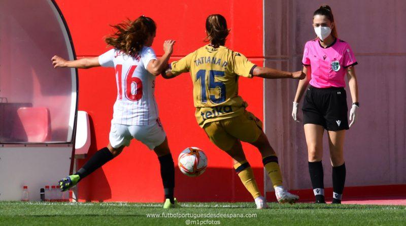 Galería. Sevilla FC Femenino 0-0 Levante