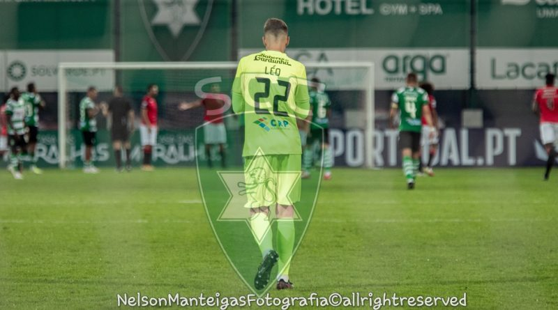 Léo Navacchio SC Covilhã, Liga Portugal SABSEG