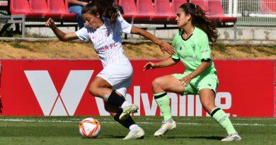 Sevilla FC Femenino 0-0 Athletic Club