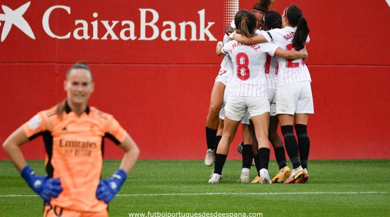 Sevilla FC Femenino 3-0 Real Madrid