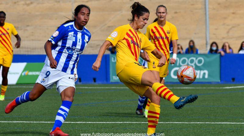 Sporting de Huelva 0-5 FC Barcelona Femení