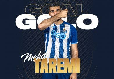 Triplete de Mehdi Taremi, máximo goleador de Portugal